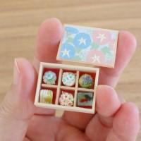 【夏の和菓子セット】制作:みすみ工房(みすみともこ)