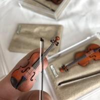 【バイオリン】制作&写真/ヒナぞー
