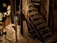 【地下室】写真&制作/中川さえ