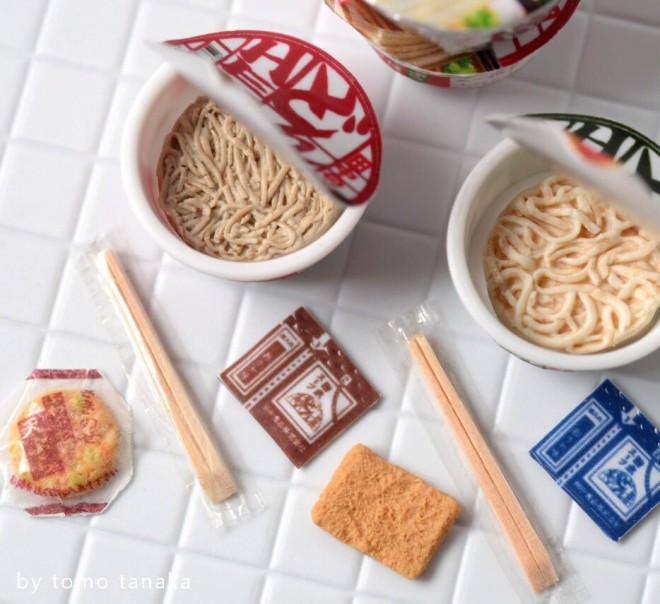 【カップ麺】制作・写真/Nunu's House(田中智)
