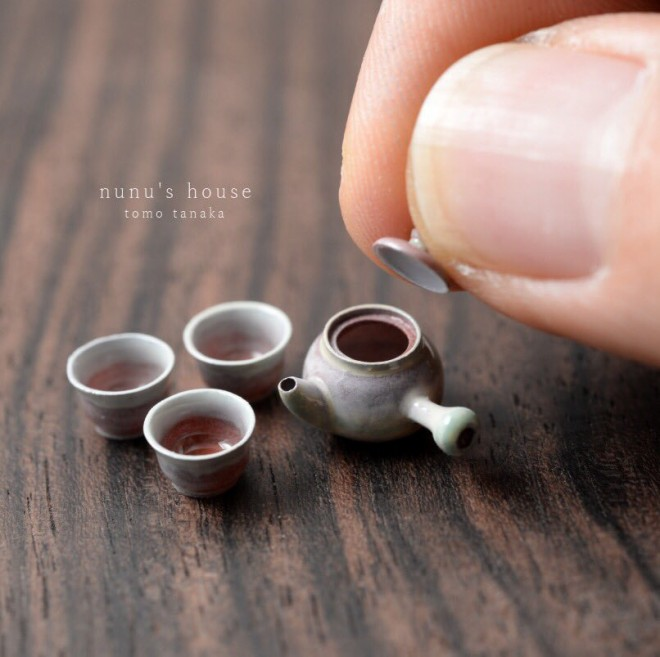 【急須とお茶】制作・写真/Nunu's House(田中智)