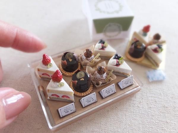 【ケーキ】制作&写真/Shibazukeparipari