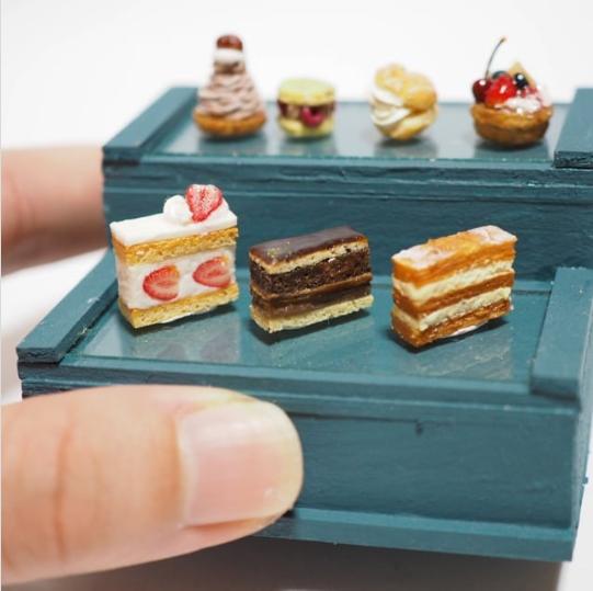 【いろんなケーキ】制作&写真/misaki