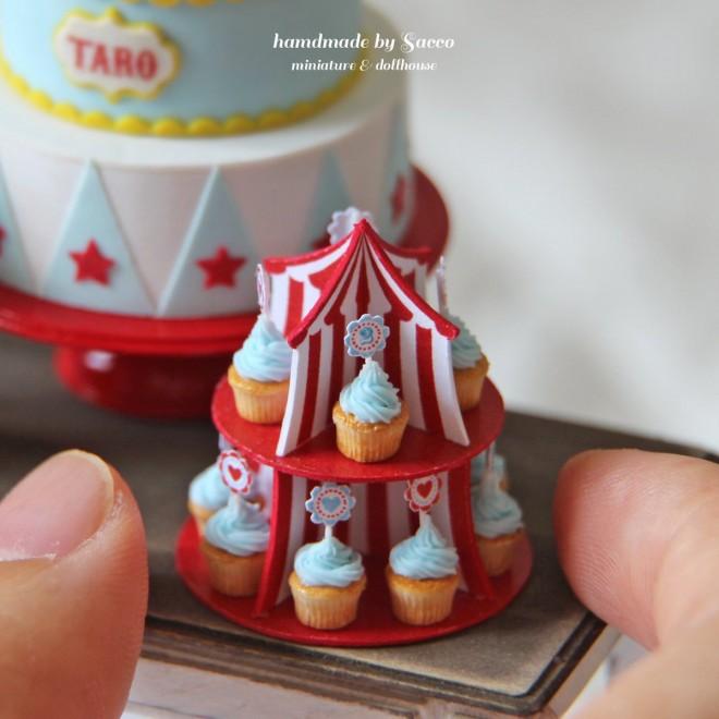 【カップケーキ】制作&写真/sacco