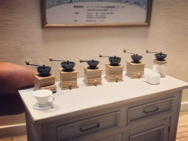 【コーヒーミル】制作&写真/ヒナぞー