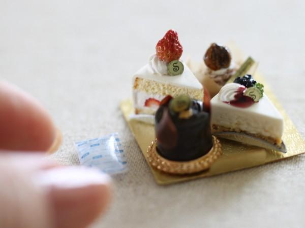 【ケーキ】制作:Shibazukeparipari