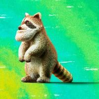 シャクレルアライグマ・2018年05月『パンダの穴 シャクレルプラネット4』/タカラトミーアーツ (C)Panda's ana