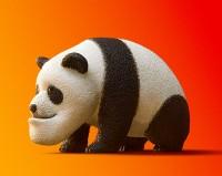 シャクレルパンダ・2016年1月『パンダの穴 シャクレルプラネット』/タカラトミーアーツ (C)Panda's ana