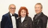 フリーザ役の中尾隆聖、孫悟空役の野沢雅子、ベジータ役の堀川りょう