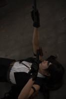『BLACK LAGOON』ロベルタのコスプレ(鷹村アオイさん)