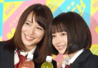(写真左より)広瀬アリスと広瀬すず(C)ORICON NewS inc.