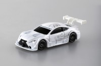 「トミカプレミアム」累計販売数ランキング4位『08 レクサス RC F GT500』(税抜800円)