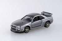 『日産 スカイライン GT-R セット トミカプレミアム5周年記念仕様』より「BNR34」