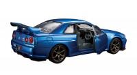 「トミカプレミアムRS」第2弾『日産 スカイライン GT-R V・specII N?r(ベイサイドブルー)』(税抜3500円)