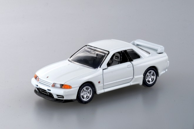 『日産 スカイライン GT-R セット トミカプレミアム5周年記念仕様』より「BNR32」