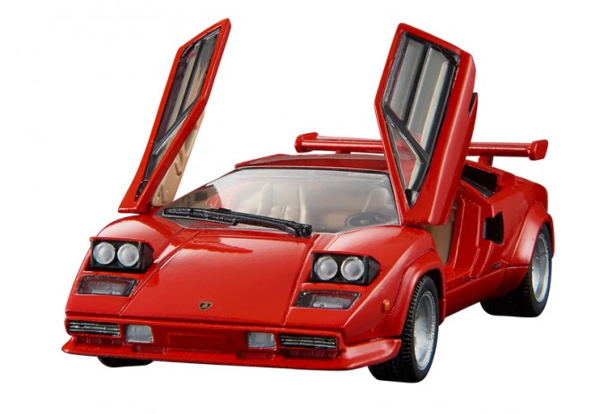【再販決定】「トミカプレミアム RS」第1弾『Lamborghini Countach LP 500 S』(税抜3500円)