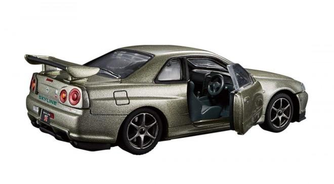 「トミカプレミアムRS」第2弾『日産 スカイライン GT-R V・specII N?r(ミレニアムジェイド)』(税抜3500円)
