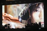 宇多田ヒカル『Hikaru Utada Laughter in the Dark Tour』 さいたまスーパーアリーナ公演の模様