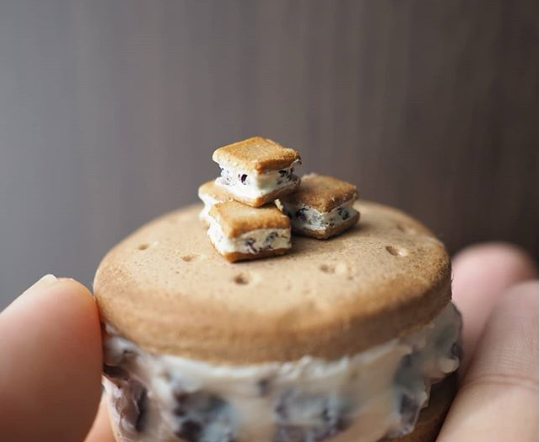 【バターサンドのクッキー】制作:misaki
