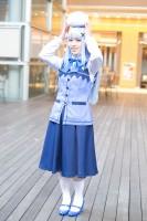『acosta!@さいたまスーパーアリーナTOIRO』コスプレイヤー・Yukiさん<br>(『ご注文はうさぎですか?』チノ)