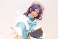 『acosta!@さいたまスーパーアリーナTOIRO』コスプレイヤー・みくらさん<br>(『ラブライブ!』東條希)