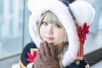 『acosta!@さいたまスーパーアリーナTOIRO』コスプレイヤー・桐葵さん<br>(『ラブライブ!』南ことり)