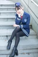 『acosta!@さいたまスーパーアリーナTOIRO』コスプレイヤー・秋津穂乃華さん<br>(『仮面ライダードライブ』詩島霧子)