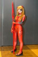 『acosta!@さいたまスーパーアリーナTOIRO』コスプレイヤー・おもちさん(『ヱヴァンゲリヲン新劇場版:Q』式波・アスカ・ラングレー)