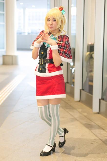 『acosta!@さいたまスーパーアリーナTOIRO』コスプレイヤー・いロリさん<br>(『ラブライブ!』絢瀬絵里)