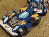 まるで2次元!アニメ塗りの「ミニ四駆」作:h-yanagiさん