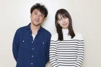 戸田恵梨香&ムロツヨシ インタビューカット(写真:逢坂聡)