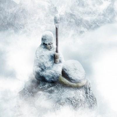 『氷河期の僧侶』(念仏)