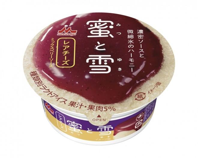 『蜜と雪』レアチーズ