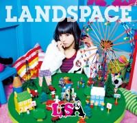 2ndアルバム『LANDSPACE』(2013年)