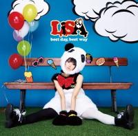 3rdシングル『best day,best way』(2013年)