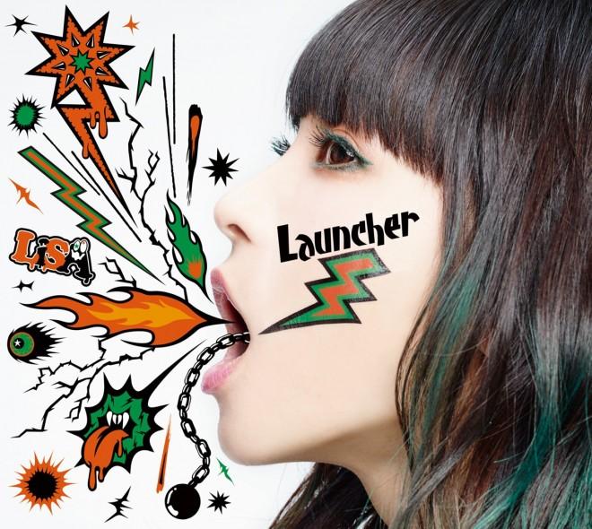 3rdアルバム『Launcher』(2015年)