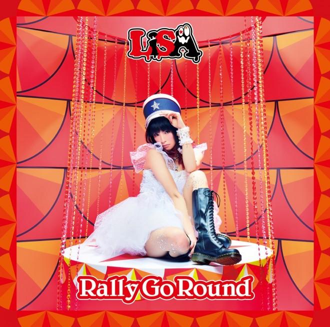 8thシングル『Rally Go Round』(2015年)
