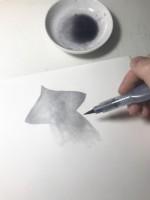 スルメイカ 制作過程
