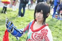 『コミックマーケット95(コミケ95)』コスプレイヤー・礼央さん<br>(『Fate/Grand Order』新宿のアサシン)