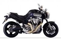 バイク 超精密 MT-01