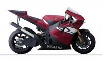 バイク 細密 YZR-M1