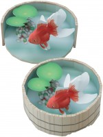 日本の情景 金魚