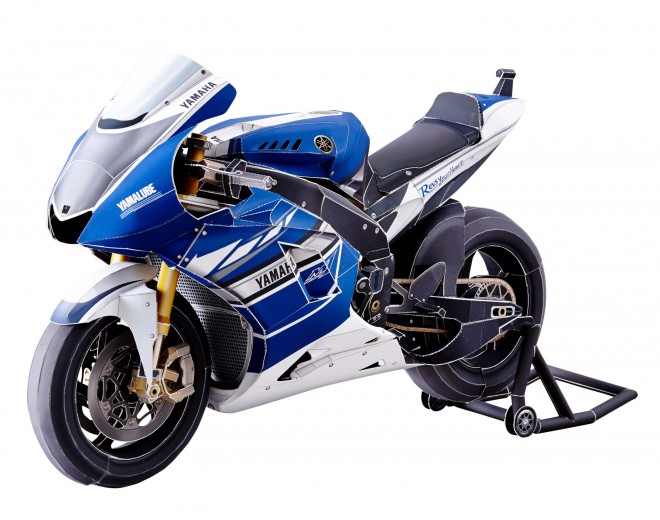 モータースポーツワールド レーシング YZR-M1