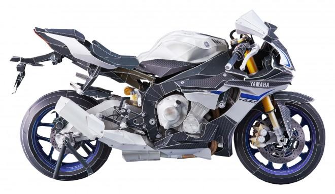 バイク 超精密 YZF-R1