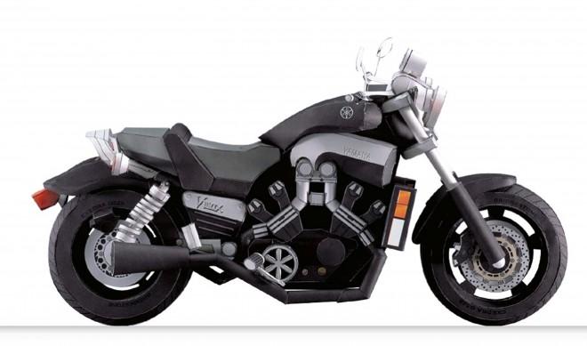 バイク 細密 VMAX