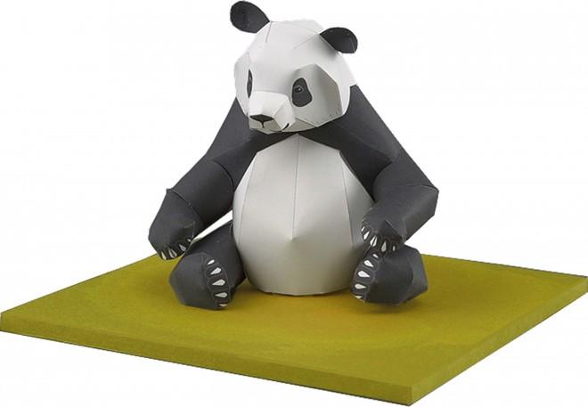 希少動物 ジャイアントパンダ