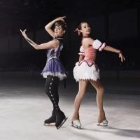 『まどマギ』衣装で共演を果たしたメドベージェワ&ザギトワ