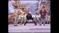 WEBCM「モンストでGETWILD!ミュージックビデオ」篇より