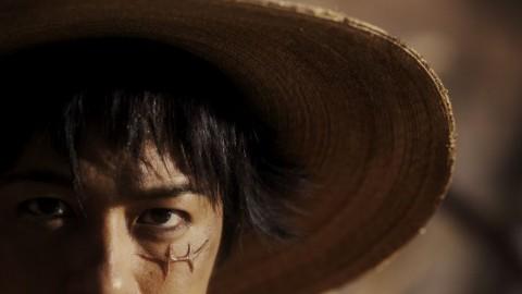 「Indeed」新CMで『ONE PIECE』のルフィになりきった斎藤工