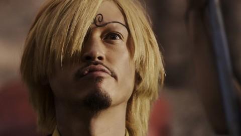 「Indeed」新CMで『ONE PIECE』のサンジになりきった窪塚洋介